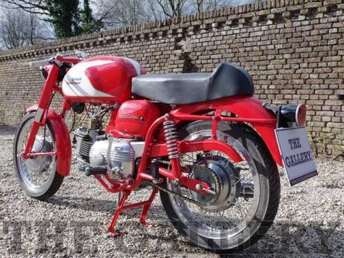 1962 Aermacchi - Harley Davidson Ala Verde 250 For Sale | Car And
