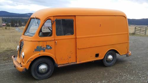 1963 Vintage American van For Sale (picture 1 of 6)