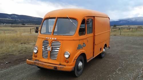 1963 Vintage American van For Sale (picture 2 of 6)