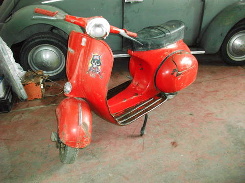 1968 1960's vespa (s) available. For Sale (picture 1 of 5)