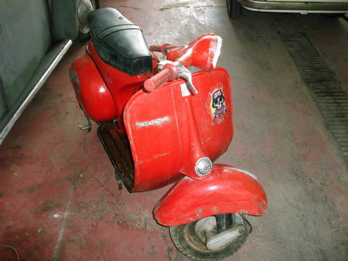 1968 1960's vespa (s) available. For Sale (picture 3 of 5)