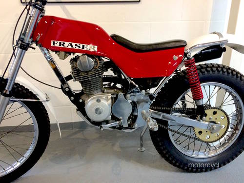1985 HONDA FRASER For Sale (picture 5 of 6)