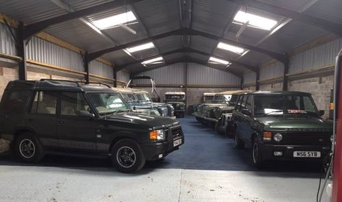 Classic Car Storage - North Wales & Cheshire For Hire (picture 1 of 3)