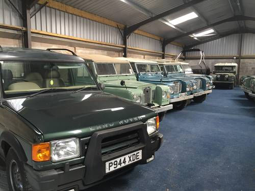 Classic Car Storage - North Wales & Cheshire  (picture 2 of 3)