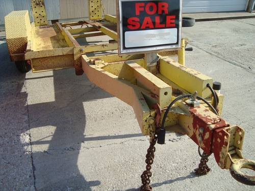 1980 Ditch Witch Trailer For Sale (picture 2 of 5)