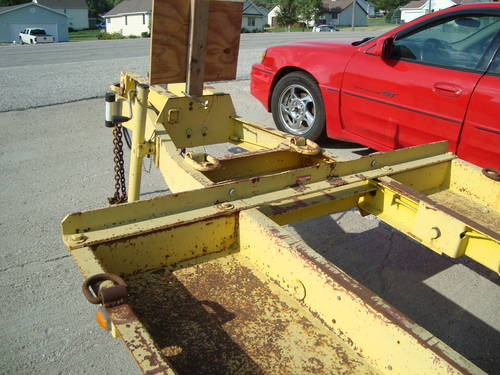 1980 Ditch Witch Trailer For Sale (picture 5 of 5)