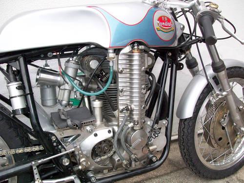1957 Mondial 250 Bialbero Competizione For Sale (picture 1 of 3)