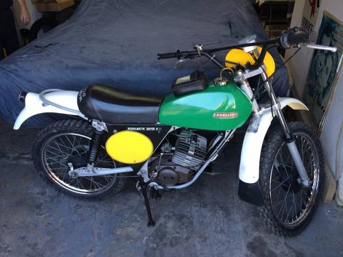 Fantic Cabellero TX190 1977 6-speed, nice condition!  For Sale (picture 1 of 6)