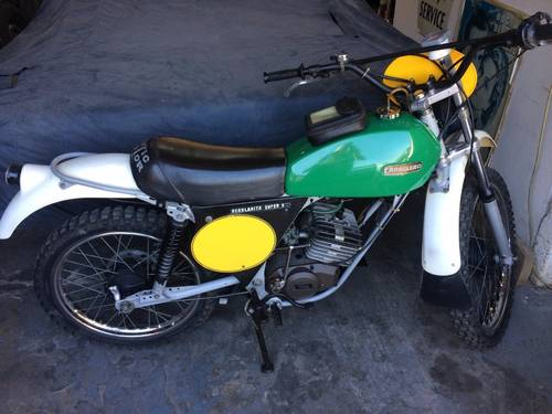 Fantic Cabellero TX190 1977 6-speed, nice condition!  For Sale (picture 5 of 6)