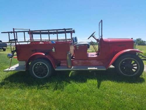 1926 Internatioanal Fire Truck For Sale (picture 2 of 6)