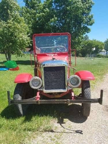 1926 Internatioanal Fire Truck For Sale (picture 3 of 6)