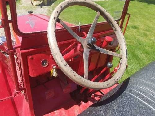 1926 Internatioanal Fire Truck For Sale (picture 5 of 6)