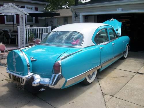 1953 Kaiser Manhatten 4DR Sedan For Sale (picture 3 of 6)