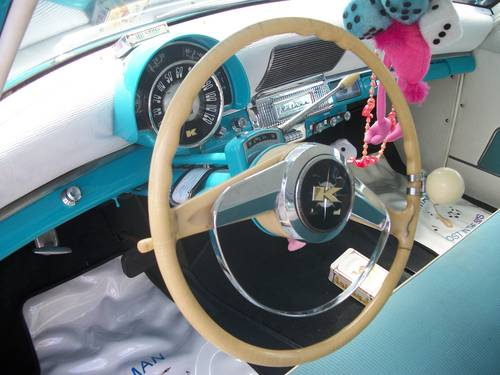 1953 Kaiser Manhatten 4DR Sedan For Sale (picture 4 of 6)