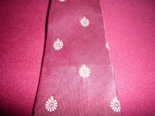 1980 Round Table Tie. For Sale (picture 2 of 2)