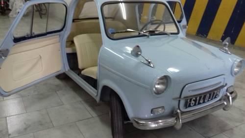 1959 Piaggio Vespa 400 Trasformabile HIGHLY COLLECTIBLE For Sale (picture 1 of 6)