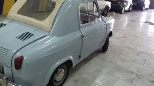 1959 Piaggio Vespa 400 Trasformabile HIGHLY COLLECTIBLE For Sale (picture 2 of 6)