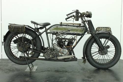 Terrot 1919 500cc 2 cyl V-twin MAG ioe  For Sale (picture 1 of 6)