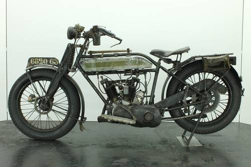 Terrot 1919 500cc 2 cyl V-twin MAG ioe  For Sale (picture 2 of 6)