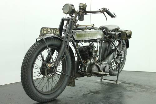Terrot 1919 500cc 2 cyl V-twin MAG ioe  For Sale (picture 3 of 6)