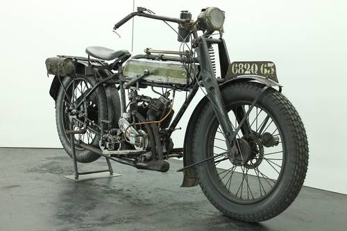 Terrot 1919 500cc 2 cyl V-twin MAG ioe  For Sale (picture 4 of 6)
