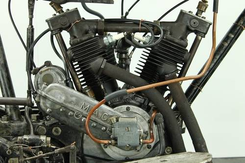 Terrot 1919 500cc 2 cyl V-twin MAG ioe  For Sale (picture 5 of 6)