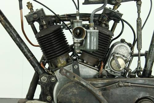 Terrot 1919 500cc 2 cyl V-twin MAG ioe  For Sale (picture 6 of 6)