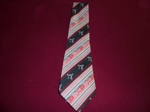 1978 Red / White / Black Tie. For Sale (picture 1 of 1)