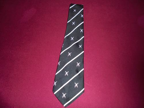 1985 Black and White Tie. For Sale (picture 1 of 2)