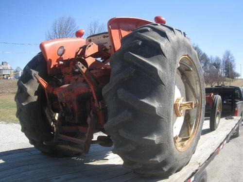 1960 Allis Chalmers D-19 Tractor For Sale (picture 3 of 6)