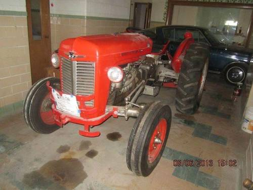 1953 Massey Ferguson 35X Tractor For Sale (picture 1 of 6)
