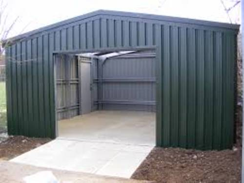 GARAGES STEEL BUILDINGS - PORTAL STEEL BUILDINGS For Sale ...