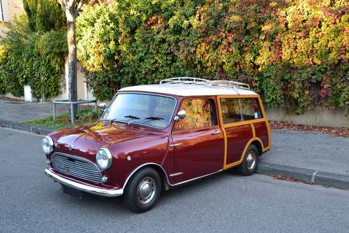 1969 MINI INNOCENTI TRAVELLER FOR SALE For Sale (picture 1 of 6)