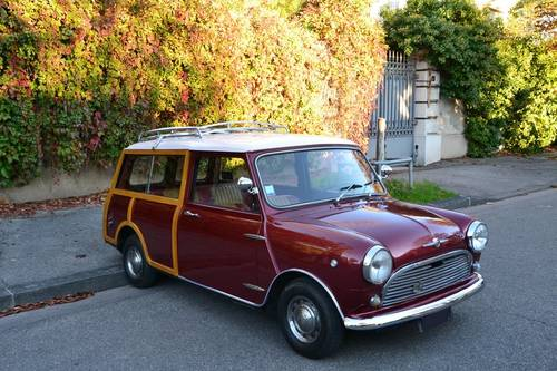 1969 MINI INNOCENTI TRAVELLER FOR SALE For Sale (picture 2 of 6)