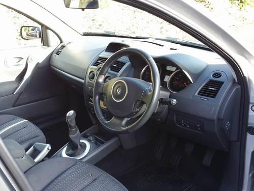 2007 Renault Megane Dynamique Estate For Sale (picture 5 of 6)