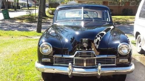 1948 Kaiser Sedan For Sale (picture 2 of 6)
