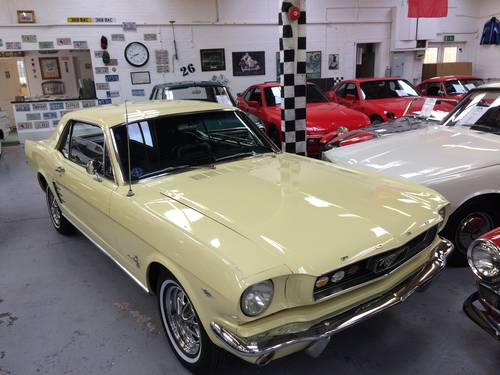 1966 Ford Mustang  For Sale (picture 6 of 6)