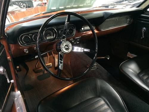 1966 Ford Mustang 289 for sale  For Sale (picture 5 of 6)