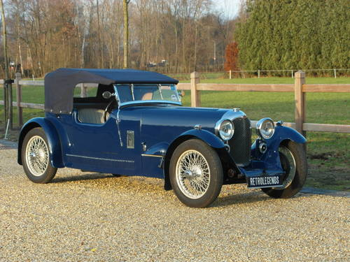 1933 Marendaz 13/70 Sports Tourer  For Sale (picture 1 of 6)