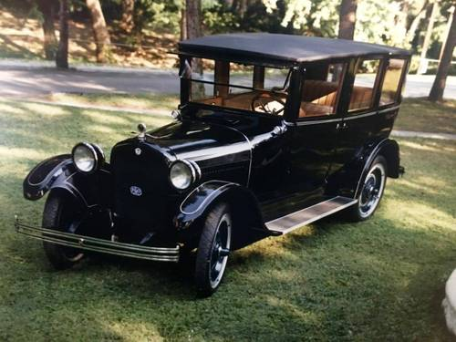1924 REO T6 Brougham 4DR Sedan For Sale (picture 1 of 6)