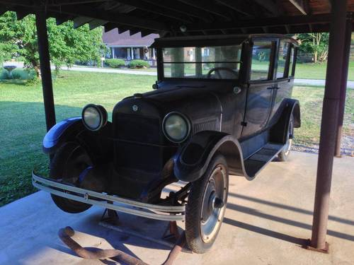 1924 REO T6 Brougham 4DR Sedan For Sale (picture 2 of 6)