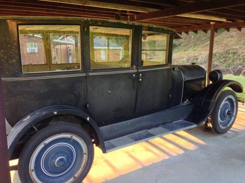 1924 REO T6 Brougham 4DR Sedan For Sale | Car And Classic