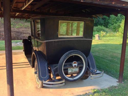 1924 REO T6 Brougham 4DR Sedan For Sale (picture 4 of 6)