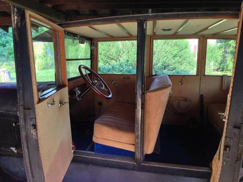 1924 REO T6 Brougham 4DR Sedan For Sale (picture 5 of 6)