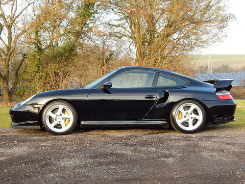 2002 Porsche 911 (996) GT2 - Left Hand Drive (LHD) For Sale (picture 2 of 6)