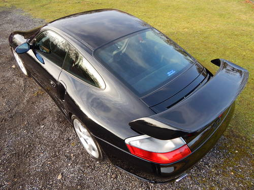 2002 Porsche 911 (996) GT2 - Left Hand Drive (LHD) For Sale (picture 3 of 6)