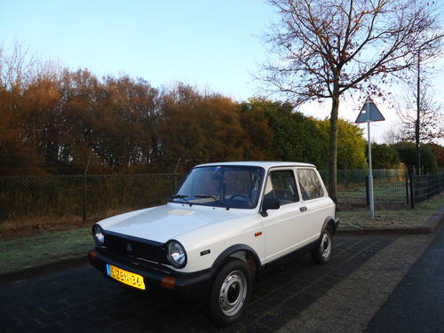 1983 Autobianchi A112 Junior only 38782km! For Sale (picture 1 of 6)