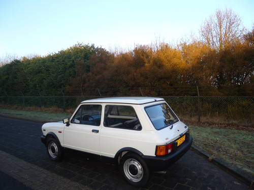 1983 Autobianchi A112 Junior only 38782km! For Sale (picture 2 of 6)