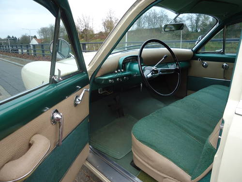 Kaiser Manhattan Supercharged 1954 For Sale (picture 3 of 6)