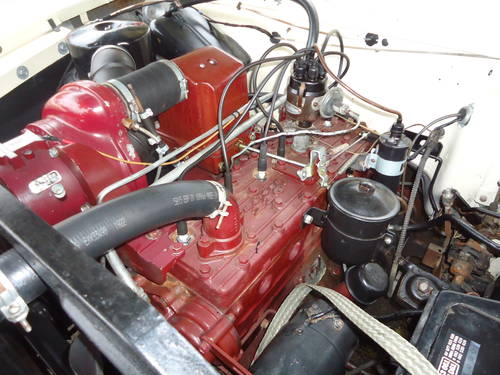 Kaiser Manhattan Supercharged 1954 For Sale (picture 5 of 6)